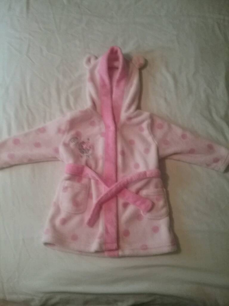 Girls Peppa Pig dressing gown, size 18-24 months | in Norwich ...