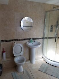 Double room in a 3 bedroom house