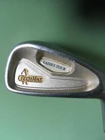 Ladies golf irons