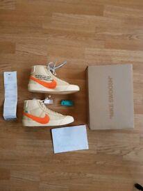 40c3cfc06954 Off white  The 10  Nike Blazer Mid  Hallows Eve  - Vanilla UK