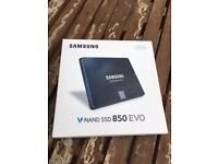 Samsung V-NAND SSD 850 EVO 500GB Hard Drive BNIB