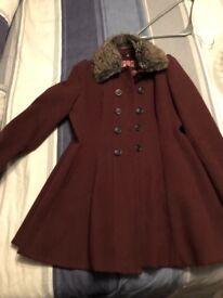Women's Next Tall coat size 14
