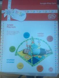 Jungle Play Gym