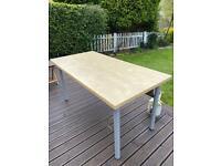 IKEA desk - now gone