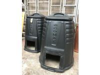 2 x Ward Ecomax Composter 220L Each £30