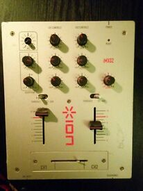 ION 2 TRACK MIXER FOR SALE!!