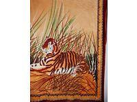 Animal Print Faux Fur Large Throw Blanket Bed Sofa Fleece Double 3d Warm Soft Super Luxury
