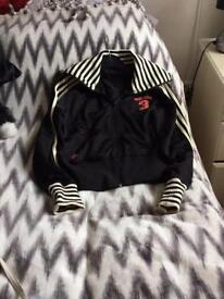 Adidas ladies sports jacket.