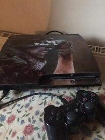 PS3 for sale with 11 games