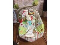 FISHER PRICE BOUNCER £10 ono