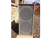 800W Martin Audio AQ212 Passive Dual Driver Sub woofer bass