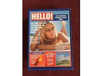 Hello - The ultimate celebrity quiz game. Board game.