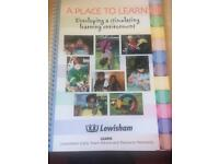 Teaching Book - A Place to Learn