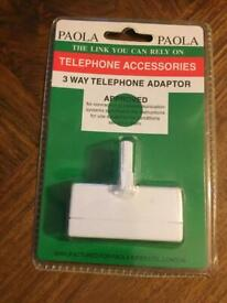 Telephone Adaptor