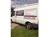 ford transit 2.0 d for parts or repair