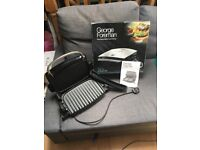 George Foreman 4-Portion Family Grill (boxed)