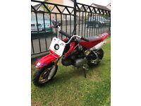 Crf50 crf 50 kids motorbike 50cc motocross swap for kx65 or ktm65