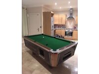 Pool Table 7ft by 4ft with Accessories