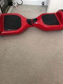 Red swegway like New with box