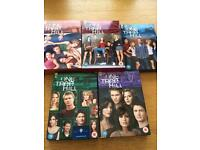 One tree hill series 1-5 DVDs