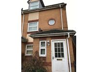 4 BEDROOM COMPACT TOWN HOUSE £850PM/£850 DEPOSIT..KESTREL LANE HAMILTON LE5 1BH..SUIT COMPACT FAMILY