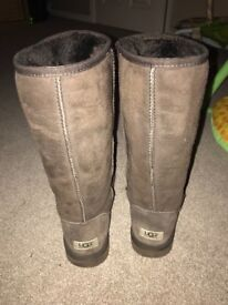 Classic Tall ugg boots size 6.5