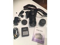 Canon EOS 500D digital camera with accessories and 18-135mm lens ! ! !