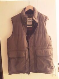 ** MAINE NEW ENGLAND ** MEN'S GILET / SIZE SMALL / 37-39 inch CHEST