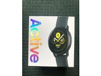 Samsung galaxy watch ACTIVE - NEW