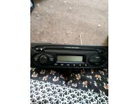 Land rover freelander radio