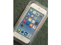 6th Generation 16GB iPod Touch (blue) - never used, still in box