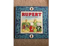 Rupert the bear book
