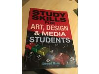 Study skill for Art design media students