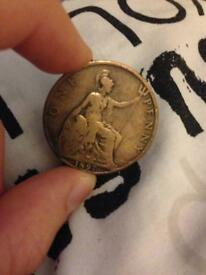 Really old 1 penny