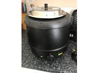 10Ltr catering soup kettle