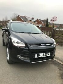 Ford kuga titanium x power shift