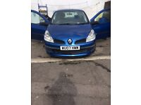 Renault Clio electric windows CD player good reliable runner good condition