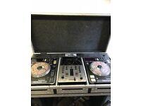 Denon cd mixers