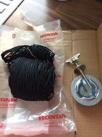 Honda CRV Cargo Net and Spare Tyre locking plate