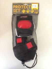 NEW - Children elbows and knees protection set