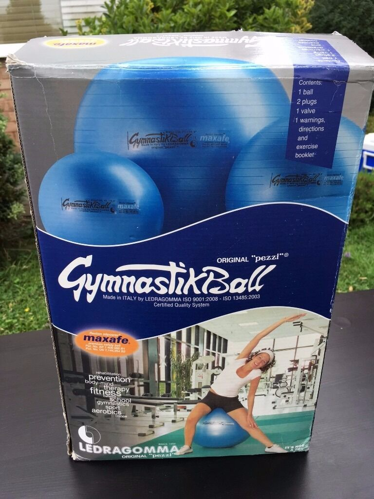Fitness equipmentin Wollaton, NottinghamshireGumtree - An exercise ball and a 3 way exerciser Excellent condition Hardly used Make a start