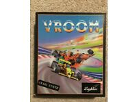 Vroom for Atari ST / STE : Rare Game in Excellent condition