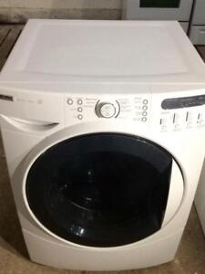 Kenmore Elite Front Load Washer, Free Warranty, Save The Tax