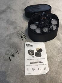 Phil smith heated rollers and clips