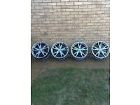Genuine bmw 436m alloy wheels fits 1 series 2 series 3 series 4 series 5 series z4 rims