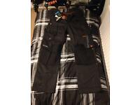 Scruffs pro work trousers NEW