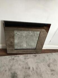 Large mirror square