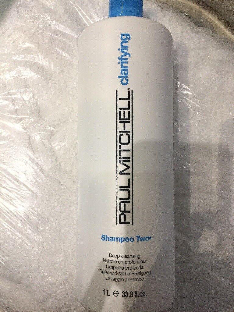 Paul Mitchell 1L shampoo