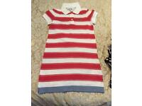 Lacoste girls dress