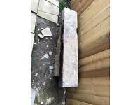Stone lintel 1370 long!